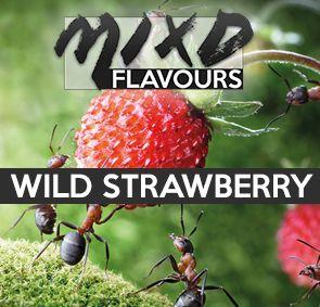 Mixd Flavours Wild Strawberry
