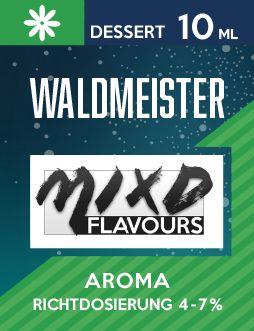 Mixd Flavours Waldmeister