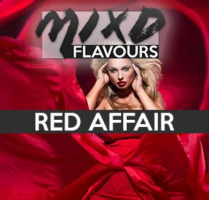 Mixd Flavours Red Affair