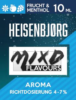 HeisenbjØrg Aroma