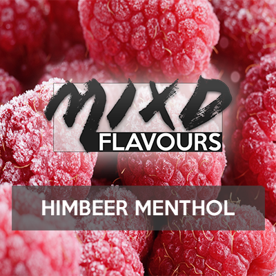 Himbeer Menthol Aroma